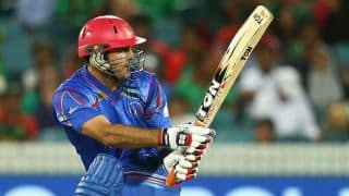 ICC World T20 2016: Afghanistan set up a mammoth187-run target for Zimbabwe