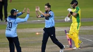 ENG vs AUS ODI Report: Jofra Archer, Chris Woakes Star as England Beat Australia in 2nd ODI to Level Series in Manchester
