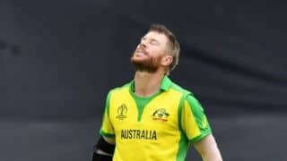 Cricket World Cup 2019: David Warner gives away MoM Award to young Australian fan
