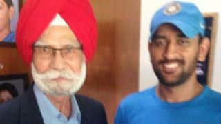 India vs Australia, T20 World Cup 2016: Hockey legend Balbir Singh Sr wishes MS Dhoni and team good luck