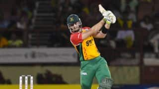 Martin Guptill flies back home from CPL 2017