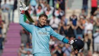जो रूट ने विश्व कप में जड़ा दूसरा शतक, विंडीज पर दर्ज की 8 विकेट से जीत
