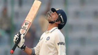Sachin Tendulkar was voted as the greatest Test men batsman of the 21st century