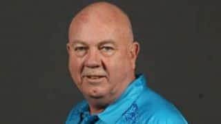 Steve Davis announces retirement; England-New Zealand ODI series will be his last