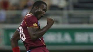 Darren Sammy to miss T20 series against New Zealand, Nikita Miller named replacement