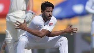 न्यूजीलैंड के ख्ािलाफ पहला टेस्ट जीतने के लिए पाक को 139 रन की दरकार
