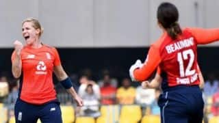 Women's Ashes: England claim consolation win over Australia in 3rd WT20I