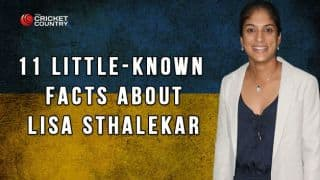 11 little-known facts about Lisa Sthalekar