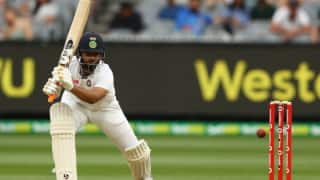 India vs England: Indian team managemnt may play Rishabh Pant insted of Wriddhiman Saha in Chennai Test