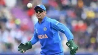 Cricket World Cup 2019: Indian players throw their weight behind MS Dhoni amidst Army insignia on glove issue