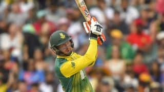 Heinrich Klaasen, JP Duminy upset India in 2nd T20I; South Africa keep series alive