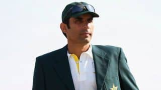 eng vs pak after loss odi series 0-3 by b team of england team morale down says misbah ul haq