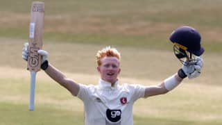 Record-breaking double-centurion Jordan Cox will not play against Middlesex after breaching covid-19 protocal