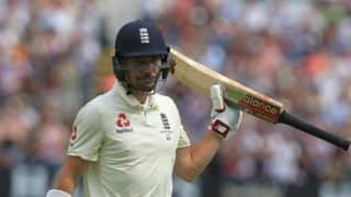 Ashes 2019: Australia fight back as Rory Burns' exit halts England's charge