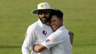 Yasir Shah: Everyone in Pakistan cricket will miss Misbah-ul-Haq