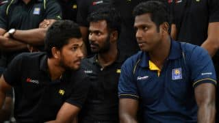 Angelo Mathews or Dinesh Chandimal likely to become Sri Lanka's limited-overs captain