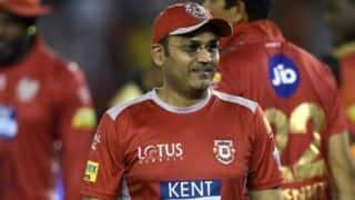 IPL 2018: Virender Sehwag applauds KXIP's first-half performance against SRH