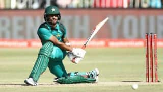 Hasan Ali rescues Pakistan innings in second ODI