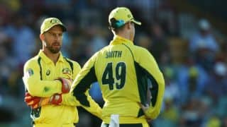 Wade replaces Smith as captain for Australia's tour of New Zealand