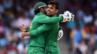Pakistan vs West Indies, 1st T20I: Shadab Khan's 3-for stops hosts at 111