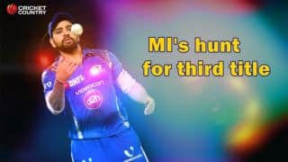 Mumbai Indians in IPL 2017, Preview: Rohit Sharma-led side on hunt for 3rd title