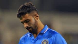 Barinder Sran: Debut in 1st India vs Australia 2015-16 ODI has released pressure