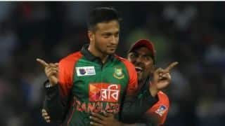 ICC WORLD CUP 2019: It will be one of our top wins; Says Shakib Al Hasan