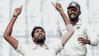 2nd Unofficial Test: Dube, Panchal fifties, Warrier's three wickets lead India A's fightback against West Indies A