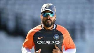 Never went to play county cricket to get back into Indian team: Murali Vijay