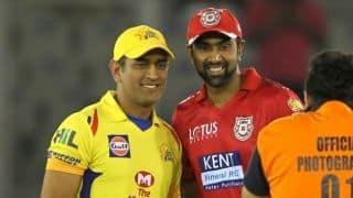 चेन्नई ने टॉस जीतकर चुनी बल्लेबाजी, पंजाब की टीम में गेल की वापसी