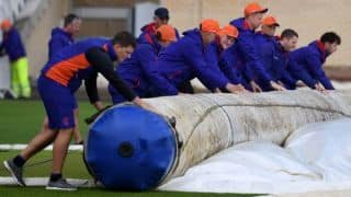 World Cup 2019, India vs New Zealand: Rain, wet outfield delay toss