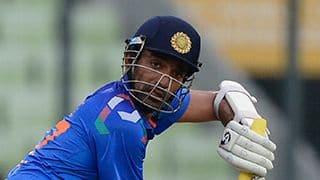Rain interrupts play in 2nd ODI between India and Bangladesh