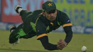 Mohammad Hafeez resigns as Pakistan's T20 captain