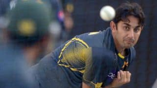 Saeed Ajmal and Mohammad Hafeez's suspension is result of PCB's negligence: Nasim Ashraf