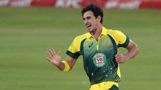 Australia vs New Zealand ICC World T20 2014 warm-up match Live Scorecard