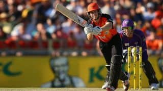 CPL 2014: Amazon Warriors loses their first match of the Caribbean Premier League 2014