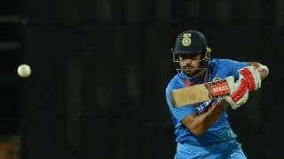 Manish Pandey: Working hard to cement my place in India XI