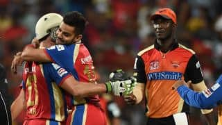 Sunrisers Hyderabad vs Royal Challengers Bangalore IPL 2014 Match 46 Preview: Bangalore face Hyderabad with eyes on playoff berth
