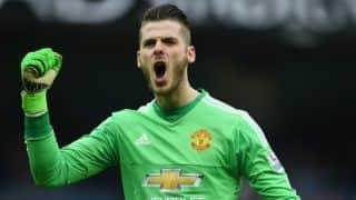 De Gea: Mourinho can inspire United to EPL glory