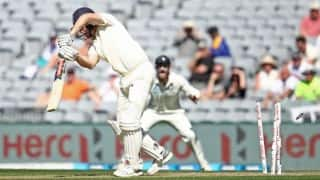 """Trevor Bayliss """"embarrassed"""" by England's shocking collapse against New Zealand"""