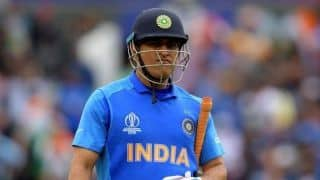Not sure whether MS Dhoni fits in India's current set-up but deserves a proper send-off: Anil Kumble