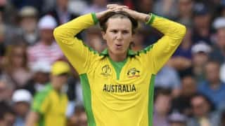 Cricket World Cup 2019: Did Adam Zampa tamper with the ball during India match? Suspicious video goes viral