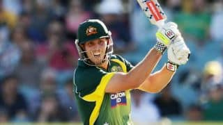 Mitchell Marsh: Not worried about my Hamstring injury