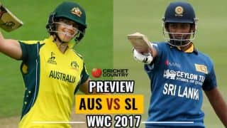 AUS vs SL, ICC WWC 2017, Match 8 Preview and Likely XIs: Meg Lanning and co. look to maintain dominance