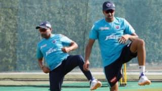 कोलकाता के खिलाफ मैच में खेल सकते हैं अश्विन: गेंदबाजी कोच हैरिस