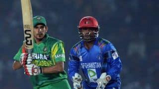 Bangladesh vs Afghanistan Asia Cup 2014 Match 5: Quick wickets hurt Bangladesh