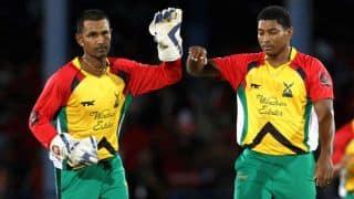 CPLT20 2014: Denesh Ramdin, Sunil Narine star in Guyana win