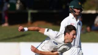 ZIM trail NZ by 191 runs at lunch on Day 4