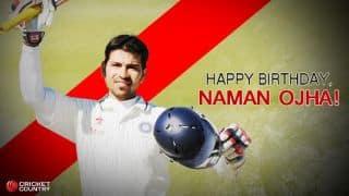 Happy Birthday, Naman Ojha! Wicketkeeper-batsman turns 33