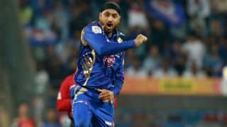 IPL 2018: Anil Kumble claims Mumbai Indians will miss Harbhajan Singh in spin department
